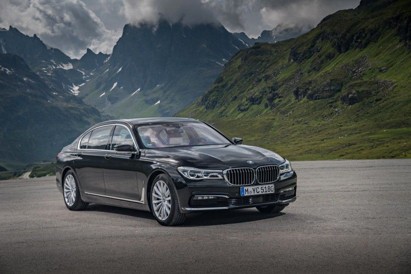 BMW 7 Series car wallpaper 1920x1080
