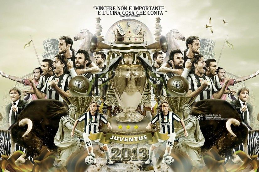 Juventus HD Wallpapers for Desktop, iPhone, iPad, and Android