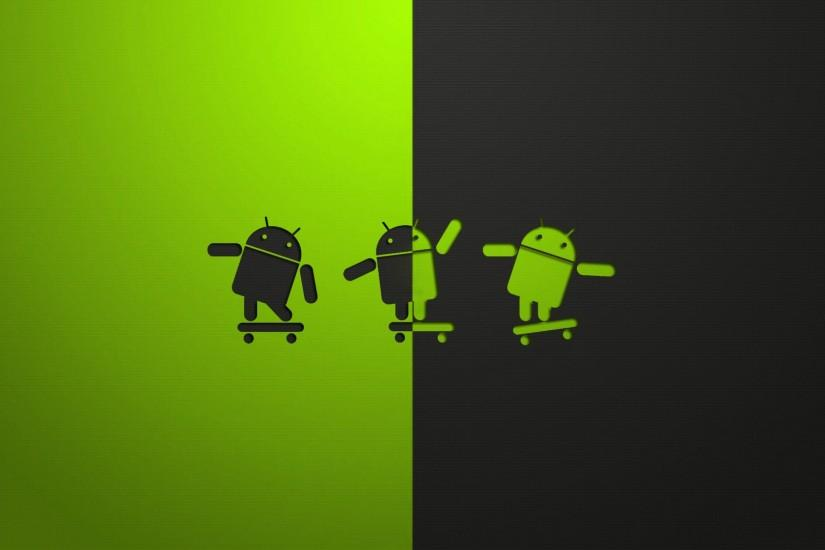 ... Android Wallpaper: Google Fanboy ...