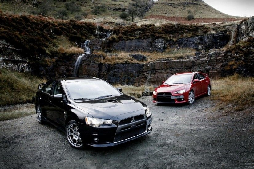 Mitsubishi Lancer Evolution X 4k HD Wallpaper