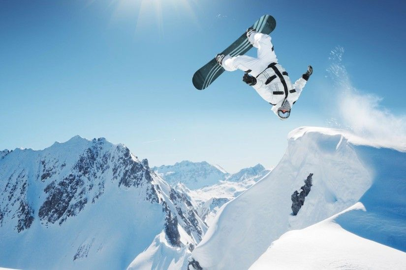 Snowboarding Latest Wallpapers 04660
