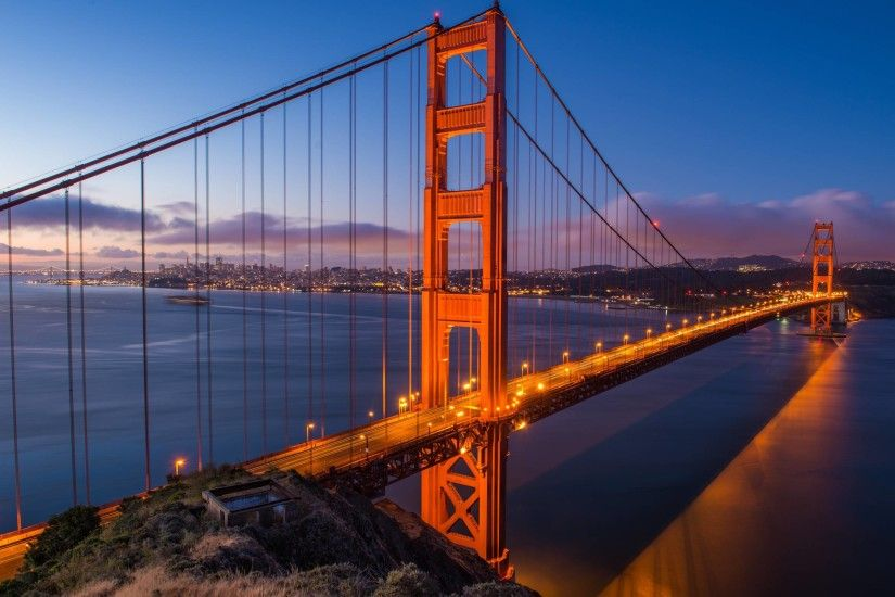 Golden Gate Computer Wallpapers, Desktop Backgrounds 2560x1600 Id ..