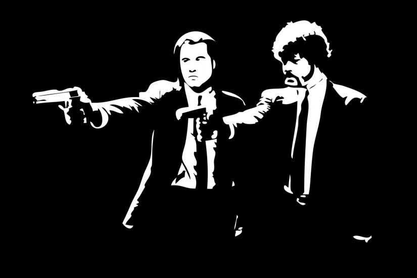 free desktop wallpaper downloads pulp fiction - pulp fiction category