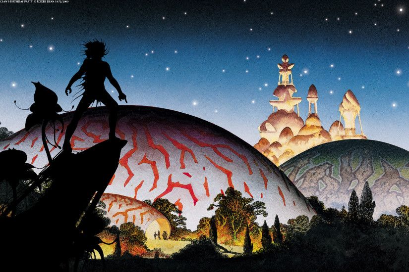 chanarchive.org | Roger Dean artwork | archived from 4chan /wg/ - Wallpapers