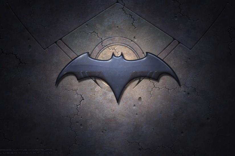 new batman logo wallpaper 1920x1200 iphone