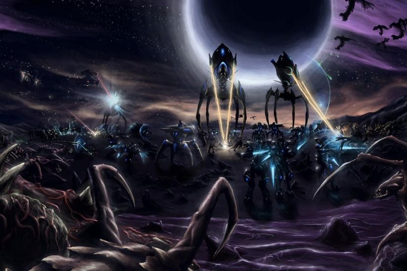 vertical starcraft wallpaper 1920x1080 for tablet