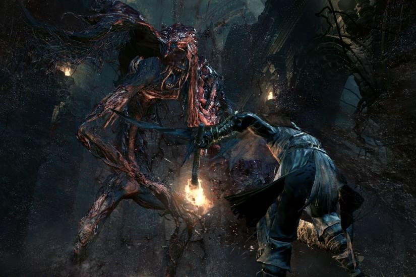 bloodborne wallpaper 1920x1080 pictures