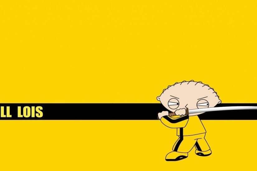 Family-guy-kill-bill-parody-stewie-griffin-wallpaper