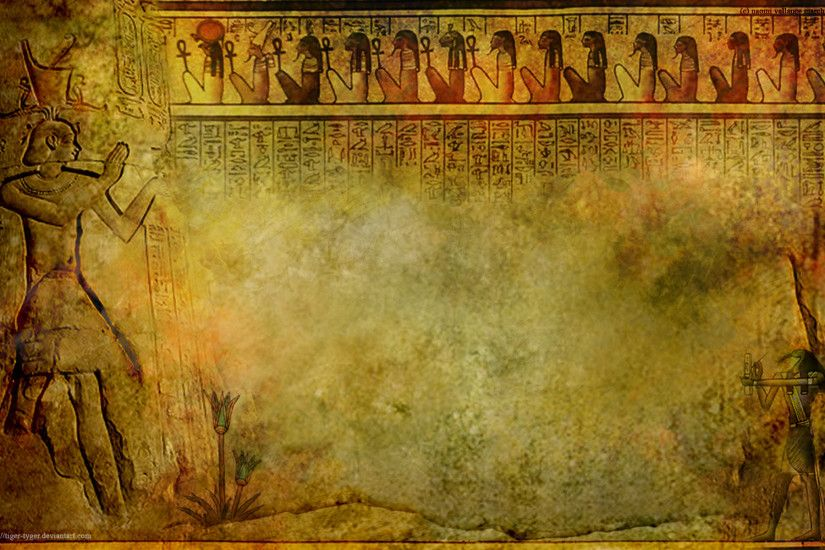 Ancient Egypt Wallpapers - Wallpaper Cave ...