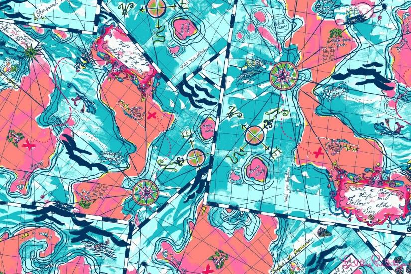 lilly pulitzer wallpaper 1920x1200 for iphone 5