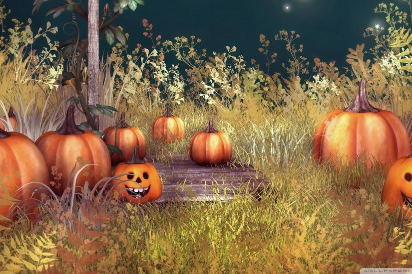 victorian halloween wallpaper ; halloween_pumpkins-wallpaper-1920x1080