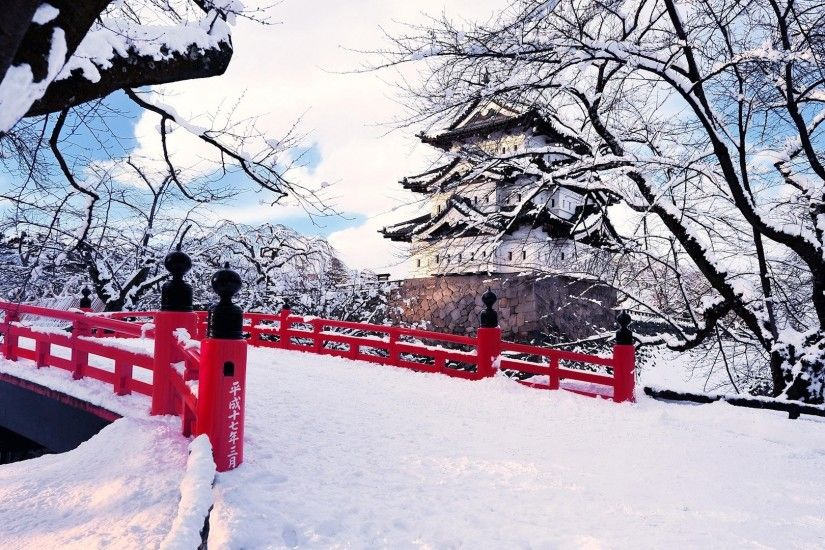 Snow-Japan-Wallpapers