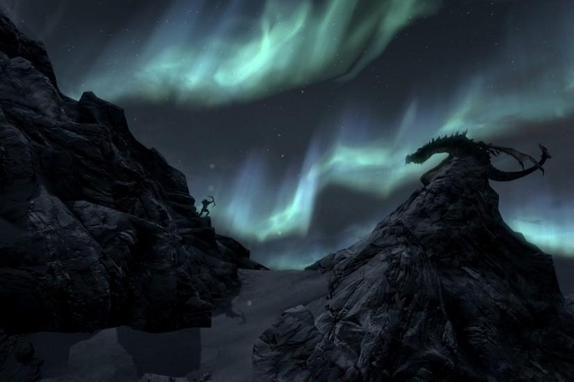 skyrim wallpaper 1920x1080 2560x1600 desktop