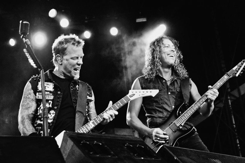 ... Hammett metallica official website hd wallpaper kirk and james  metallica live wallpaper ...