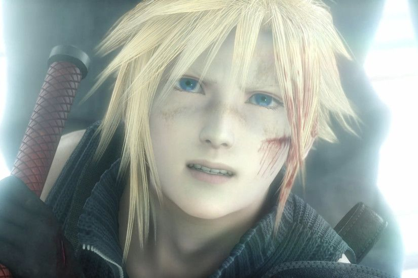 Final Fantasy VII: Advent Children. Cloud StrifeFinal ...