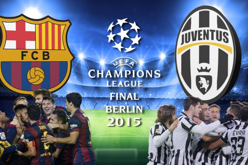 ... 2015 Champions League Final Berlin Wallpaper by ImZerostar
