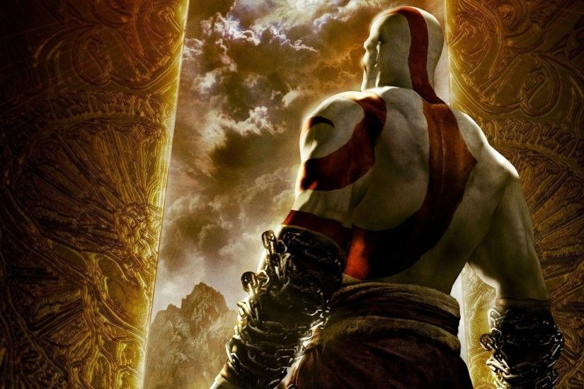 God of War Chains of Olympus Kratos Wallpaper - Full HD Wallpapers
