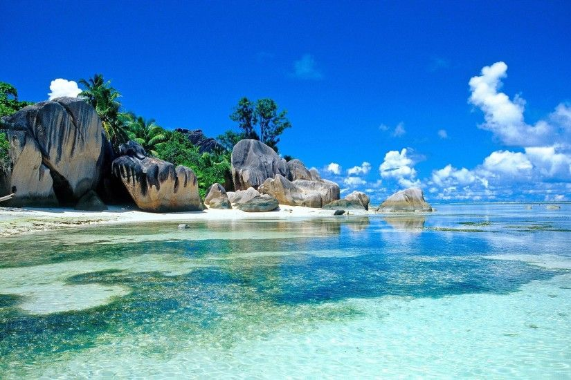 Beautiful Ocean Desktop Wallpaper Images & Pictures - Becuo