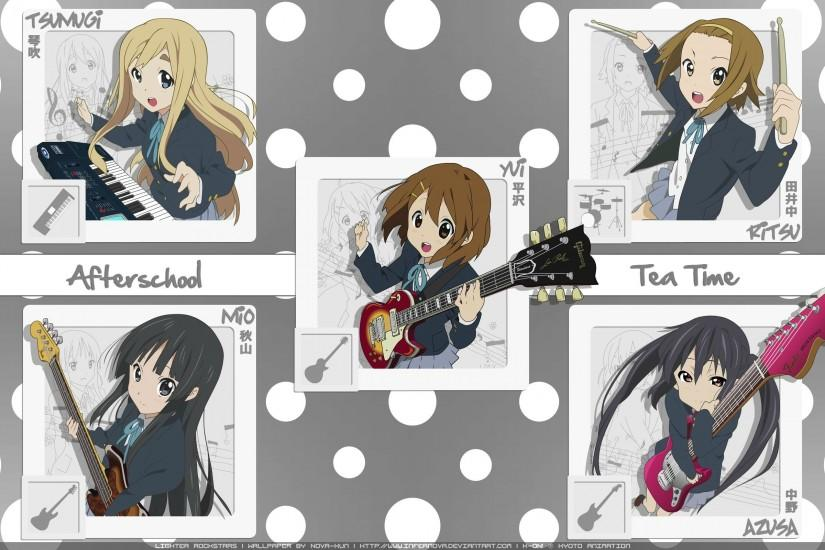 Anime - K-ON! Wallpaper