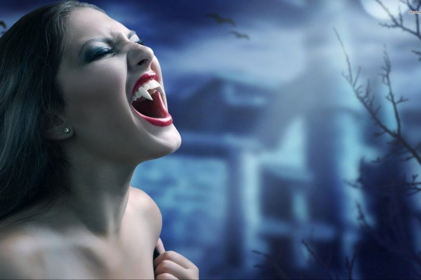 Tags: 1920x1200 Vampire. Category: Fantasy