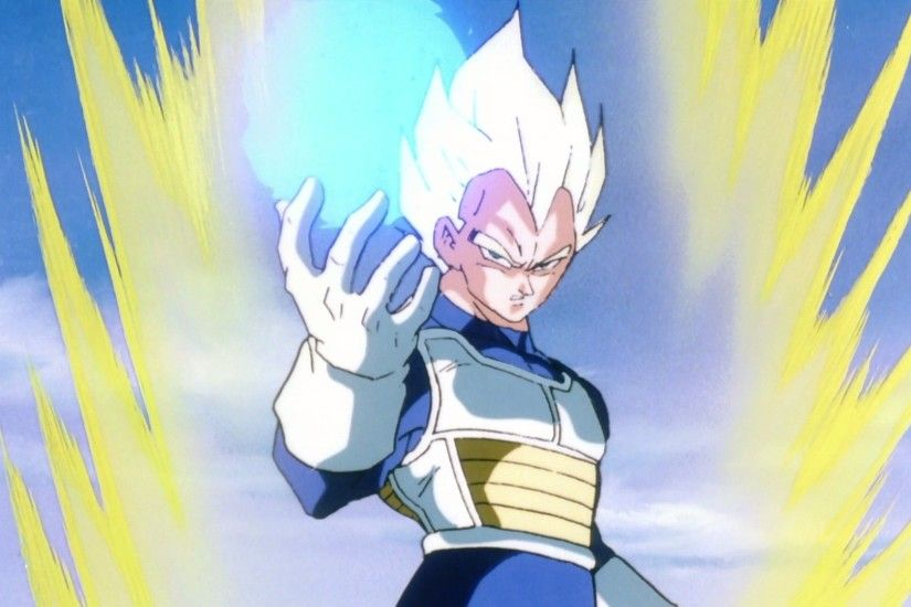 HD Super Saiyan Vegeta Wallpaper Full Size - HiReWallpapers 911
