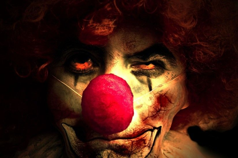 Clown - Tap to see more dark clown wallpapers! | @mobile9