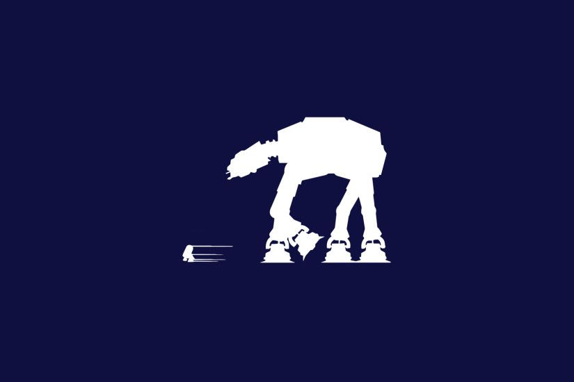 R2-D2 and AT-AT Walker - Star Wars HD Wallpaper 1920x1080 ...