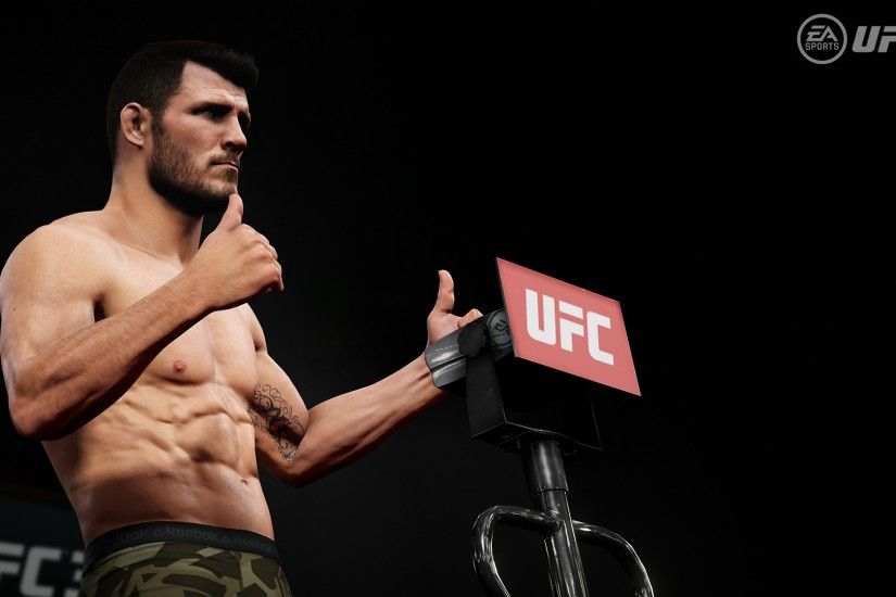 EA Sports UFC 3 Xbox 360 Wallpaper