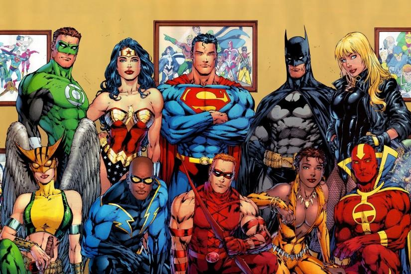 HD Wallpaper | Background ID:206809. 2560x1600 Comics DC Comics. 15 Like.  Favorite