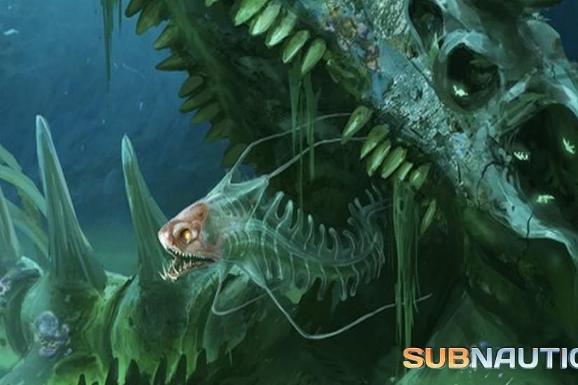 Image - Bone Eal Concept Art.jpg | Subnautica Wiki | Fandom powered by Wikia