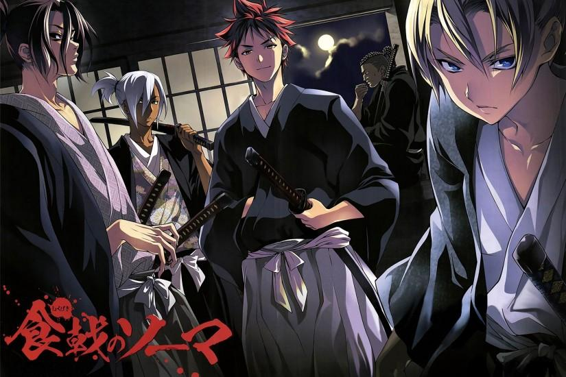 best shokugeki no soma wallpaper 1920x1340 download free