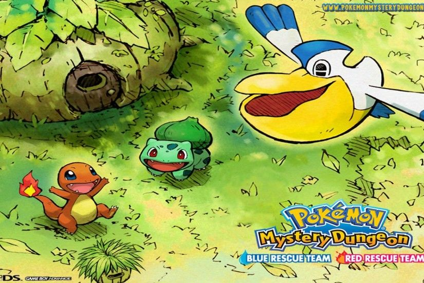 Pokemon Mystery Dungeon Unova BW by GTtube on DeviantArt 1920×1080