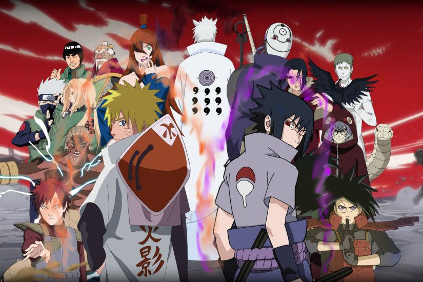 Naruto Shippuden Wallpaper 1080p As Wallpaper HD