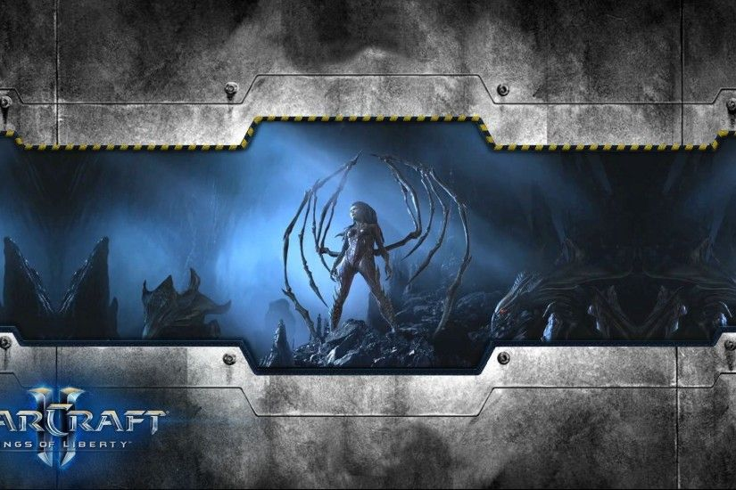 Sarah Kerrigan Wallpaper Starcraft 2 wallpaper - 234595