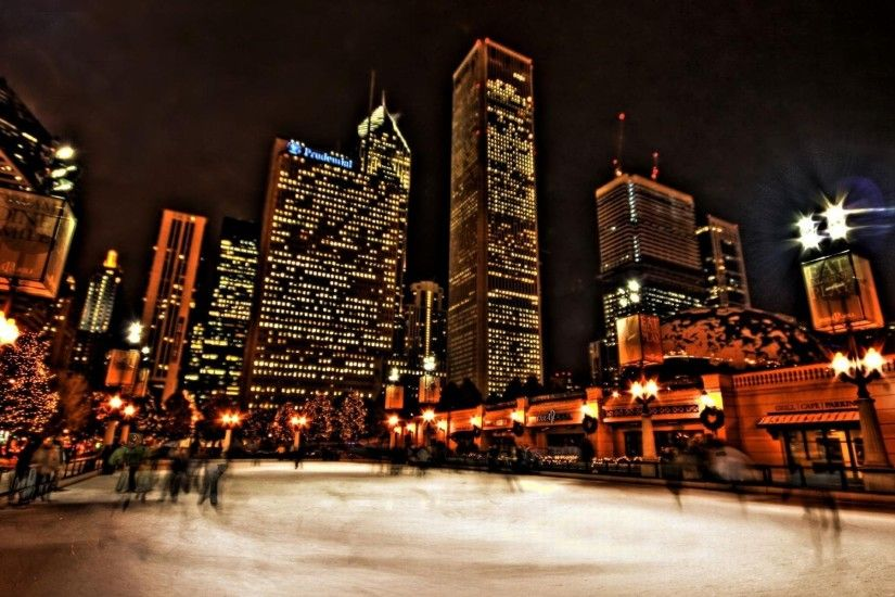 Chicago Ice Skating