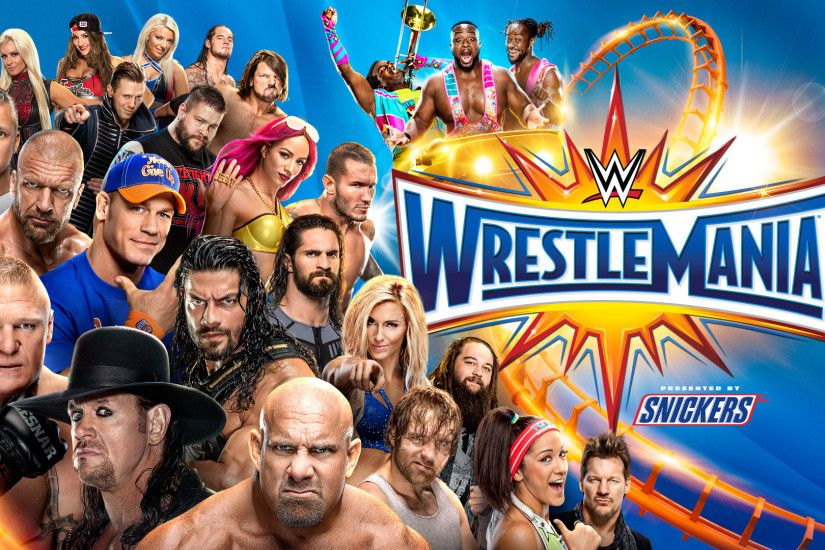 WrestleMania 33 Fights & Indian TV broadcaster