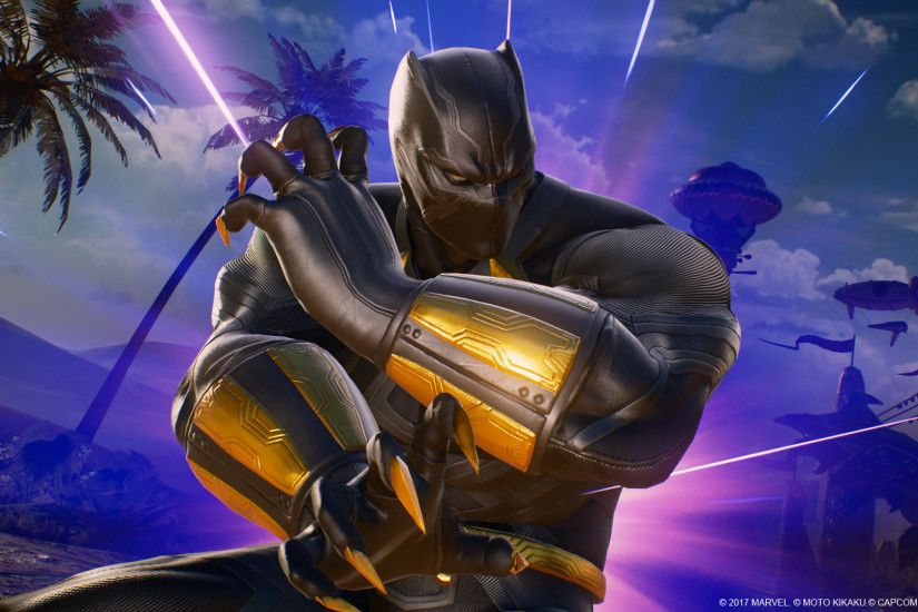 Marvel vs. Capcom: Infinite - Black Panther and Sigma Frame by Frame  Trailer Analysis