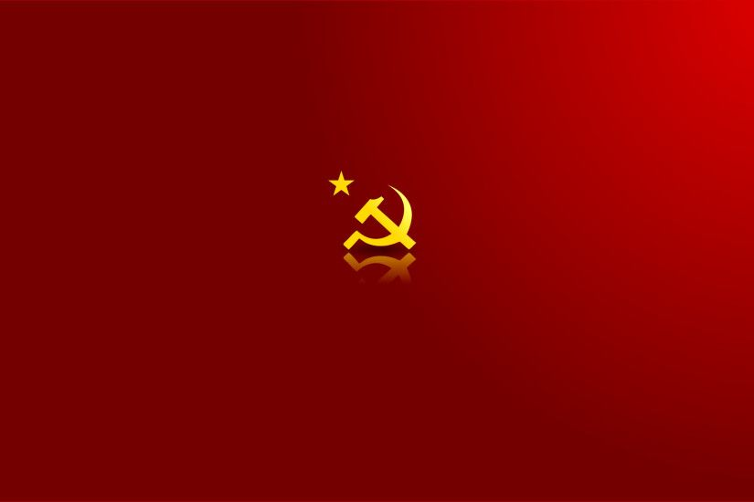 Communist CCCP Red wallpaper background