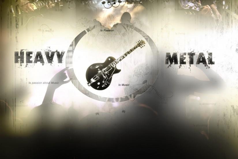 Heavy Metal Wallpaper Background | 35306