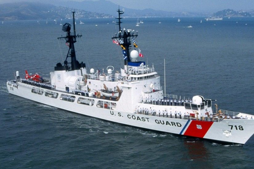 Coast Guard Wallpaper