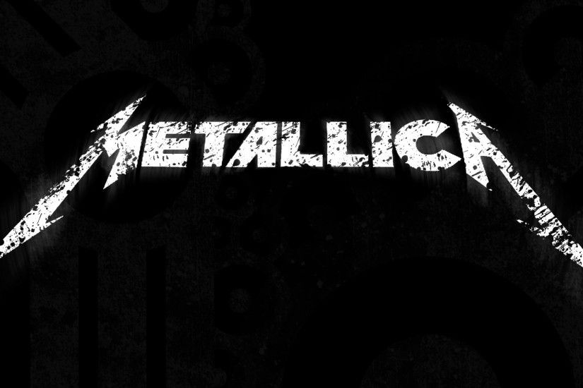 Metallica Logo Music Wallpaper