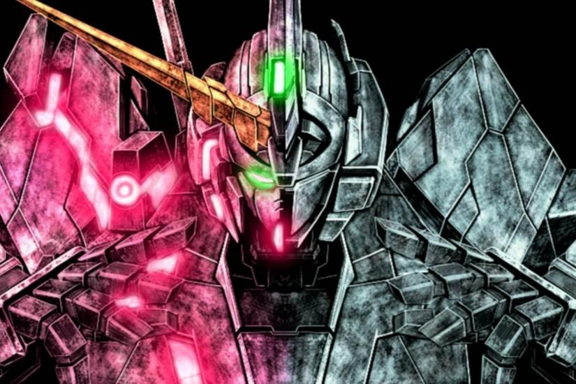 Gundam Unicorn Transform Wallpaper Wallpaper