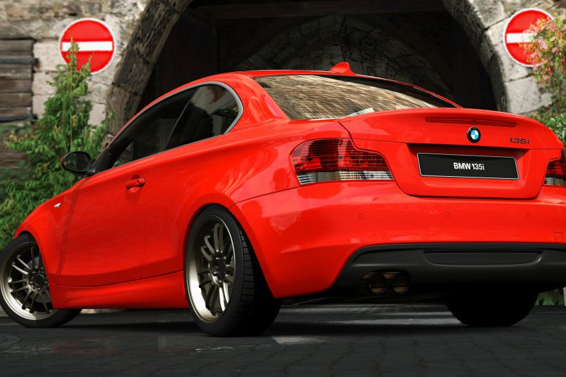 ... 2007 BMW 135i Coupe (Gran Turismo 5) by Vertualissimo