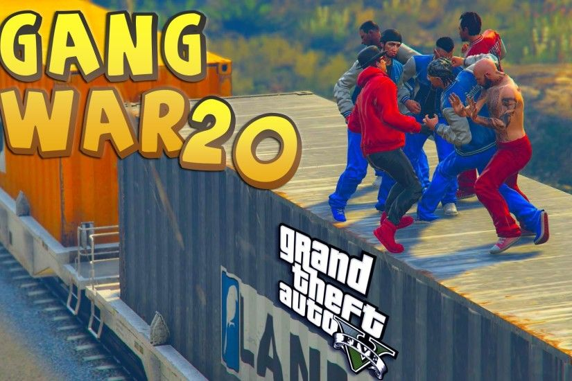 GTA 5 THUG LIFE #20 - GANG WAR BLOOD VS CRIPS SEASON FINALE | S2 - YouTube