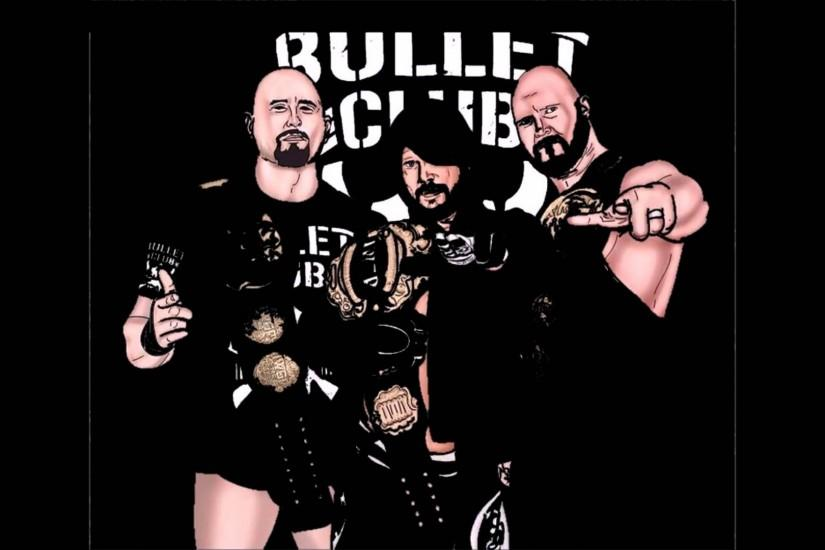 WWE Bullet Club custom theme song 1st