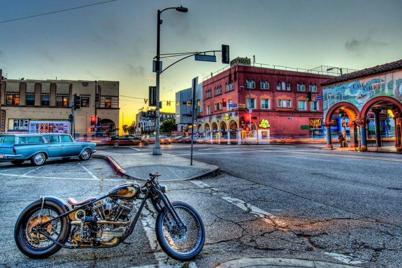 Venice california hdr - (#129696) - High Quality and Resolution .