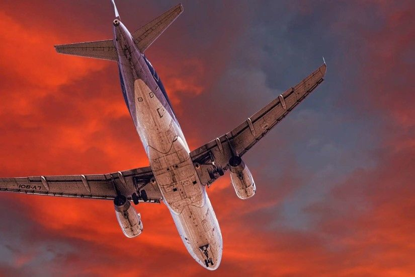 Airbus A380 LVB01 HD Wallpaper. « »
