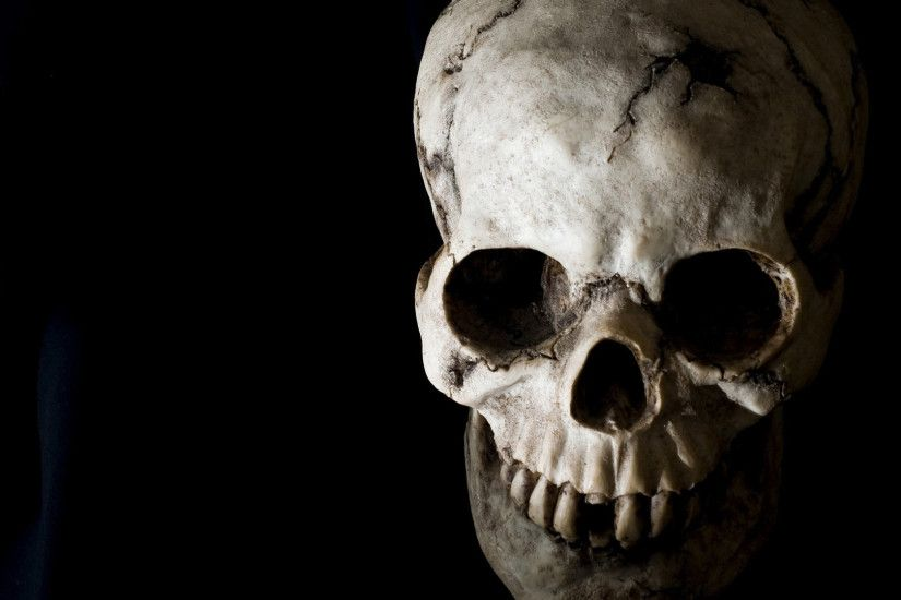 HD Skull Black Wallpapers | Download Free - 6273178 - HD Wallpapers