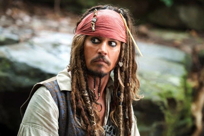 Jack Sparrow The Pirates Of The Caribbean Movie Wallpaper  #WinatomAddmefastBot