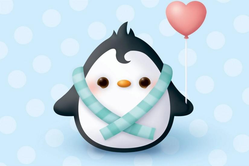 Cute Animated Penguins Wallpaper - ClipArt Best